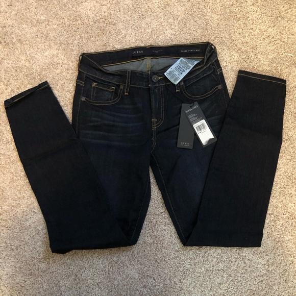 Guess Denim - Guess power Curvy jeans size 27 NWT